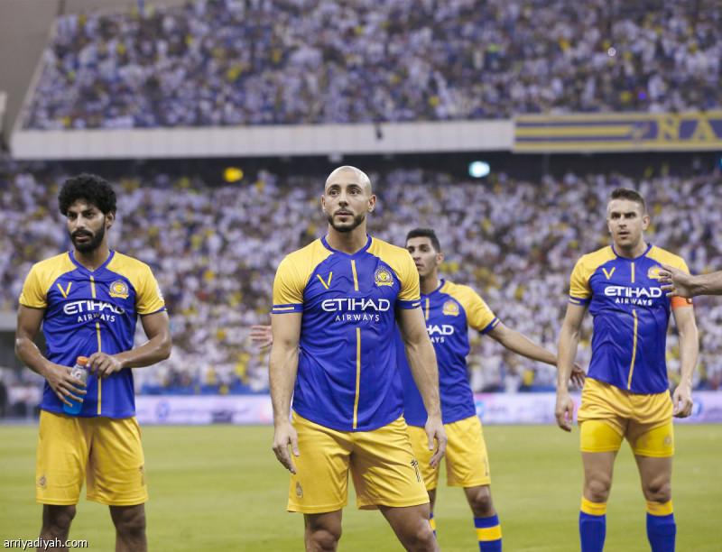 النصر بطلا لأقوى نسخ الدوري السعودي