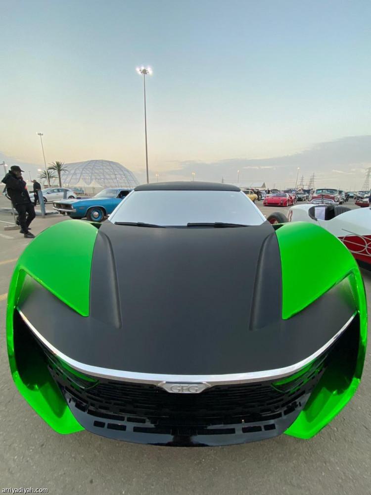 سيارة المستقبل 2030 بيعت بأكثر من 3 2 مليون ريال سعودي صحيفة الرياضية