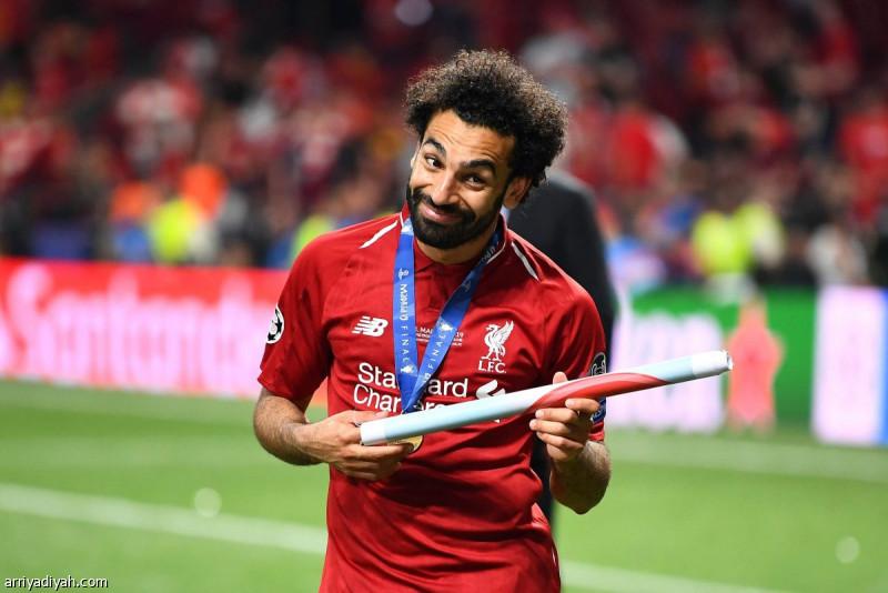 صلاح يفوز بجائزة جديدة ليفربول