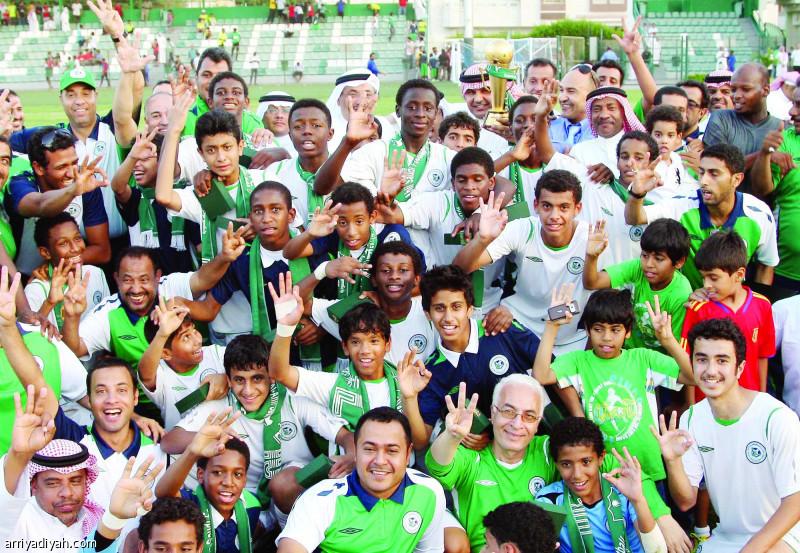 أكاديمية الأهلي تتوج ببطولة الدوري السعودي للبراعم صحيفة الرياضية