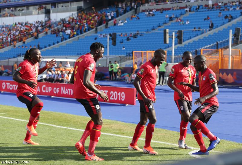 كأس إفريقيا: أوغندا تتجاوز الكونغو بثنائية | صحيفة الرياضية