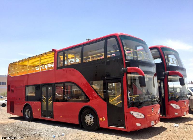 الباص السياحي في المدينة المنورة صحيفة الرياضية