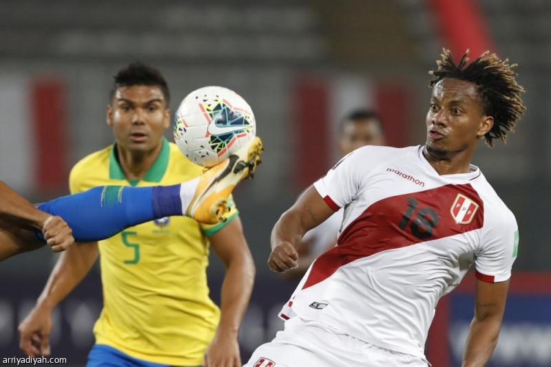 كيف استطاع كاريلو أن يخطف الأضواء رغم خسارة فريقه أمام البرازيل