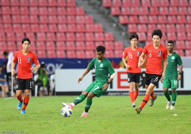 الأخضر الأولمبي يخسر اللقب الآسيوي 800_fc1b16dcae.jpg