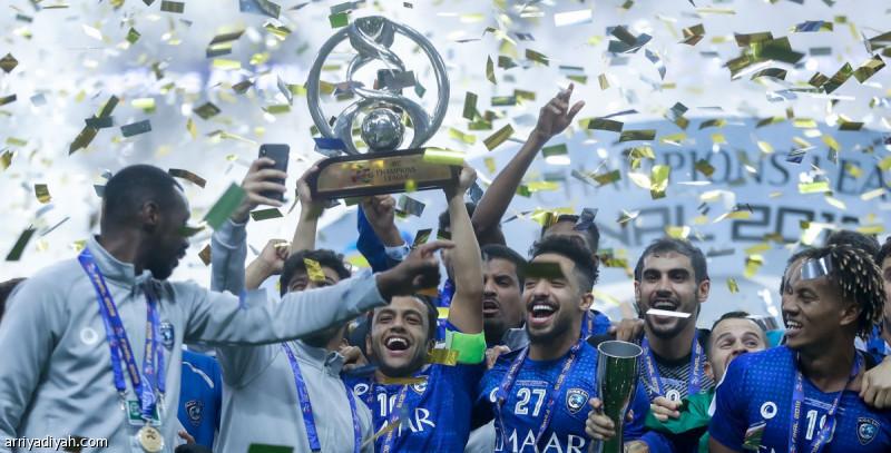 الآسيوي يعلن: الهلال نادي العقد في القارة   صحيفة الرياضية