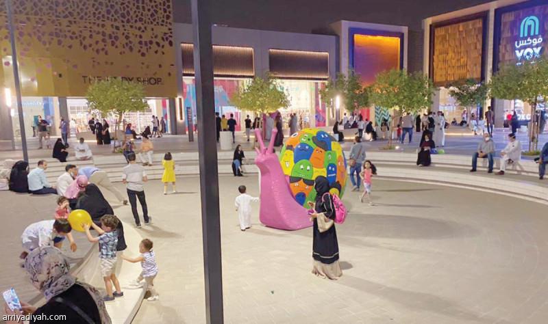 واجهة الرياض الخيار الترفيهي الأول في العاصمة صحيفة الرياضية