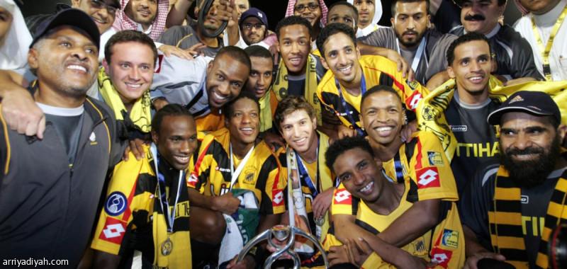 الرياضية:الآسيوي» يتغنى بـ«اتحاد 2005 »: بطل لم يُقهر