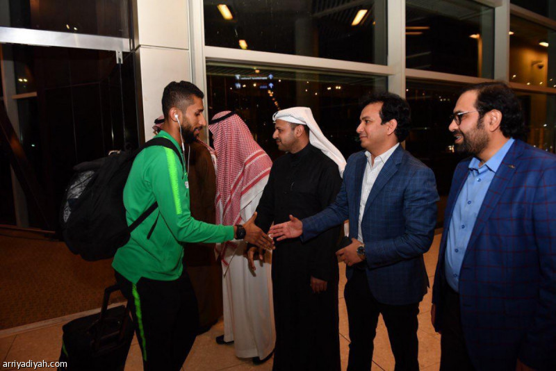 Green Mission arrives Oman