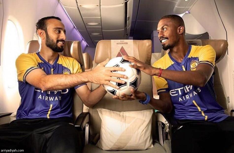 النصراويون ينعشون حساب «طيران الاتحاد» | صحيفة الرياضية
